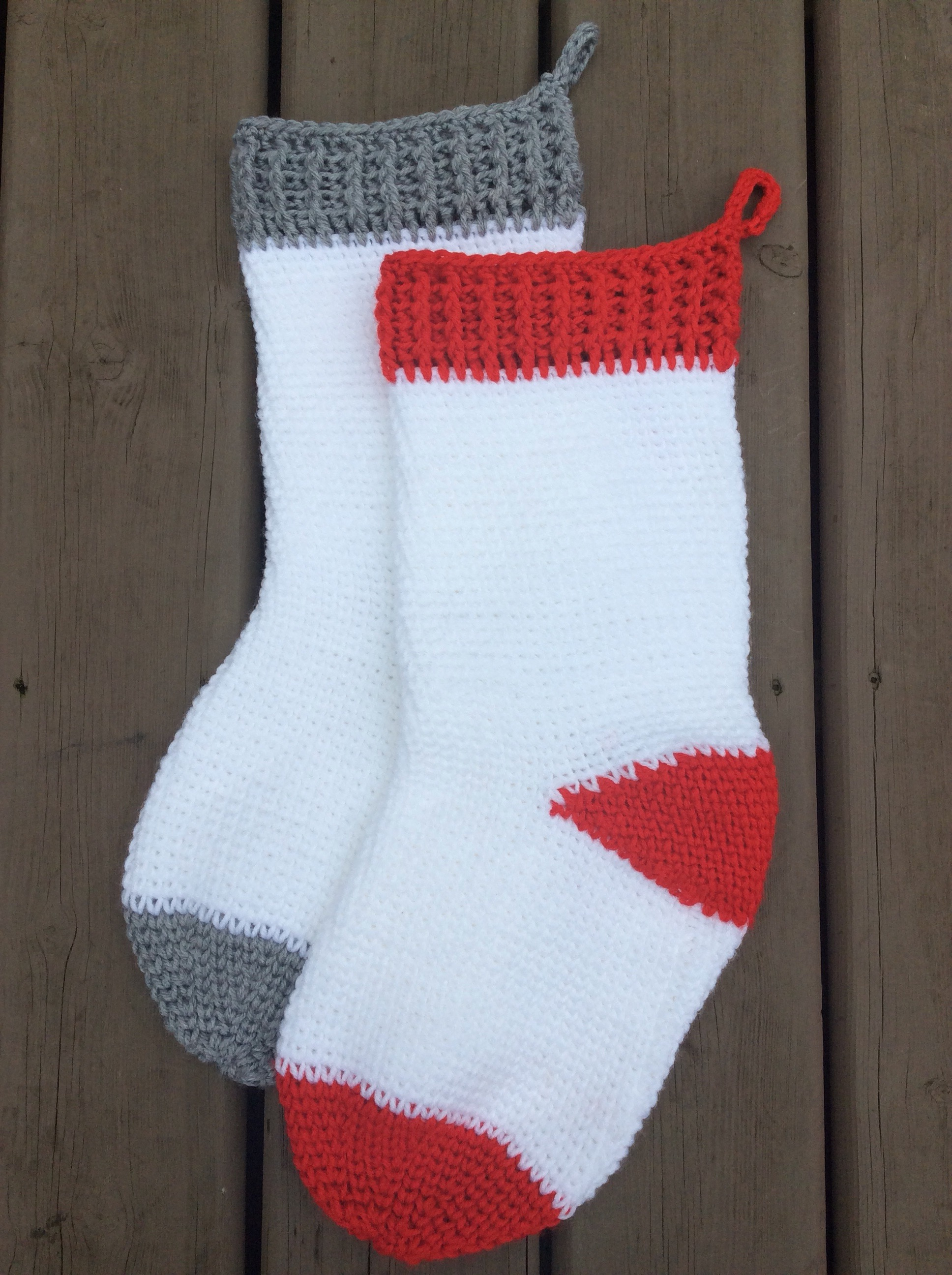 Feature friday 10 free crochet christmas stocking patterns rich be sure to check back tomorrow to get the free pattern on my blog for a classic christmas stocking im sure youre going to love it bankloansurffo Image collections